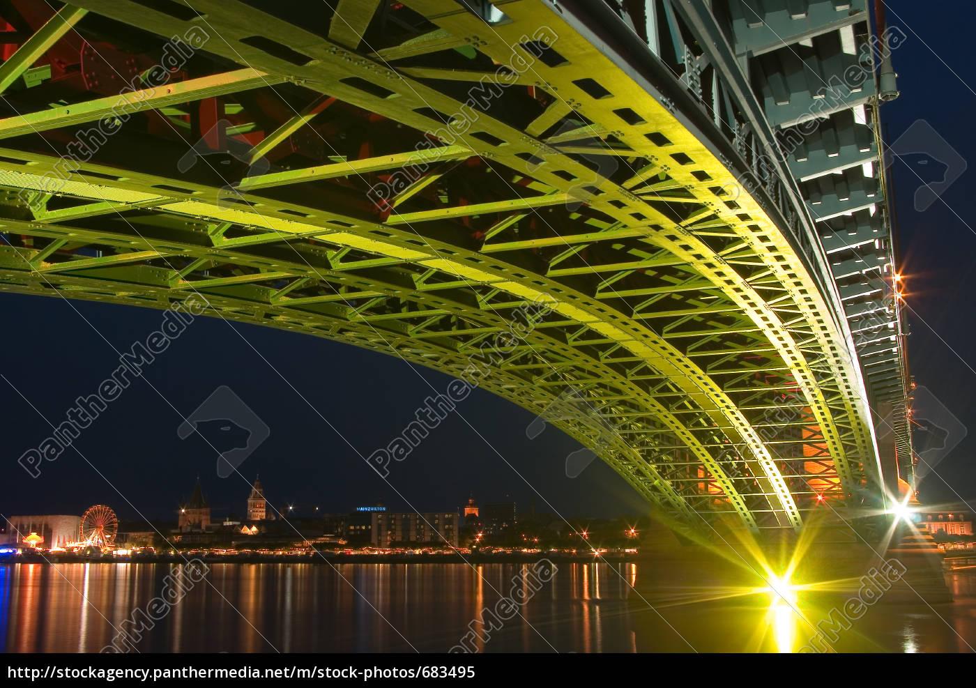 thedor, heuss, bridge, 4 - 683495