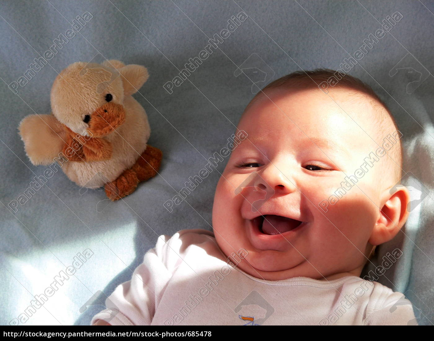 the, baby, laughing - 685478