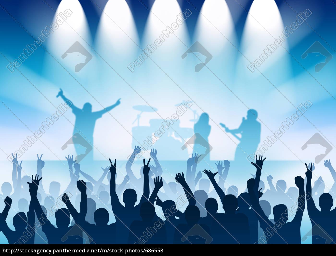 in, concert - 686558