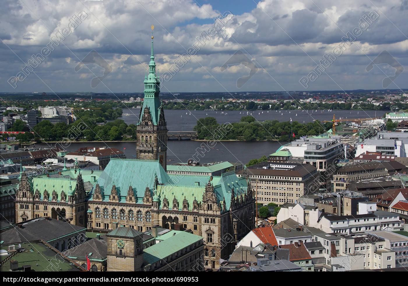 hamburg, -, city - 690953