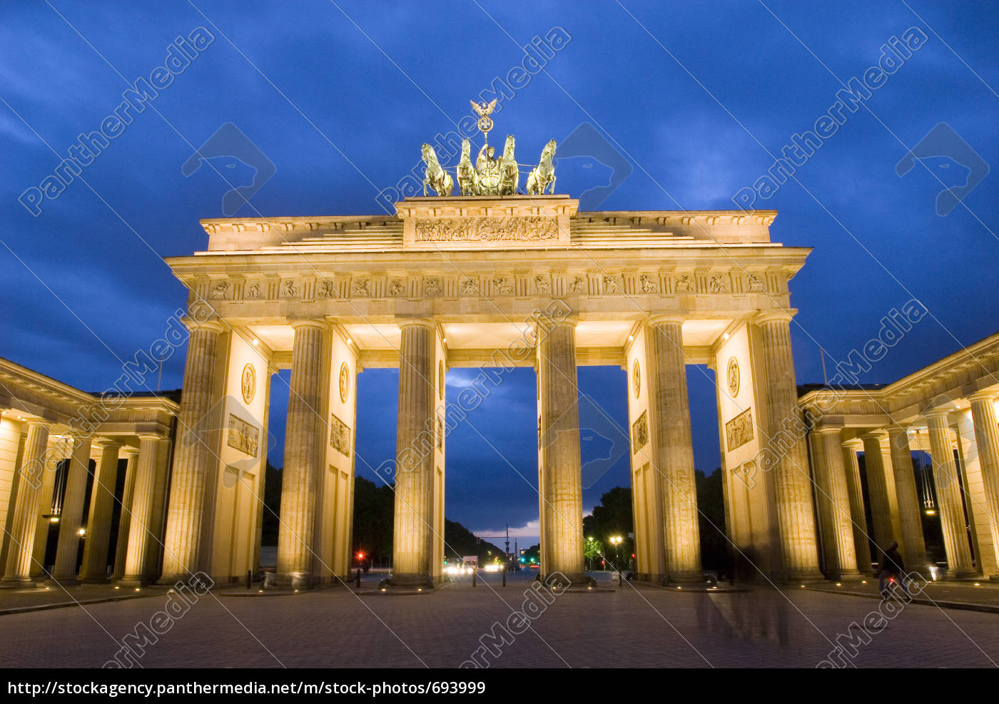 berlin, brandenburg, gate, germany - 693999