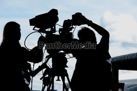 camera, technician - 694507