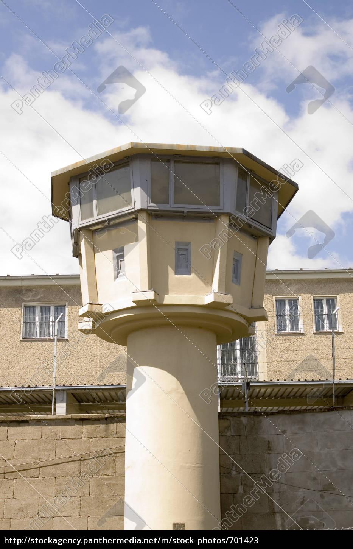 stasi, watchtower, hohenschönhausen - 701423