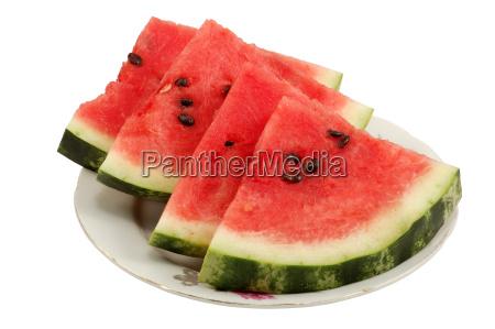 watermelon, slices - 705645