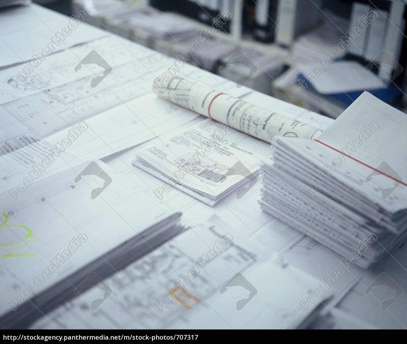 architectural, plans - 707317