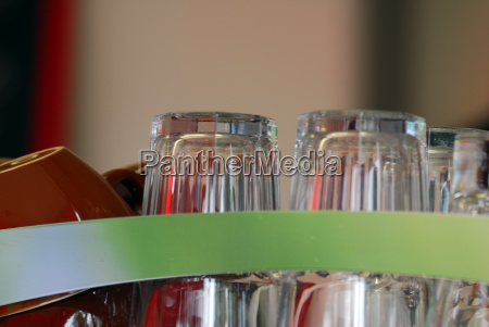 glasses and cups