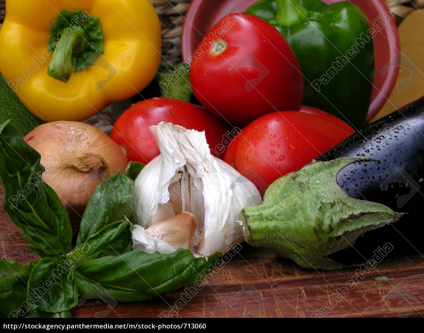 summer, vegetables - 713060