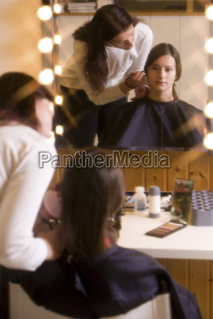 woman, at, makeup, by, make, - - 718766