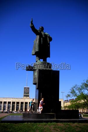 lenin monument ru 0059 2000