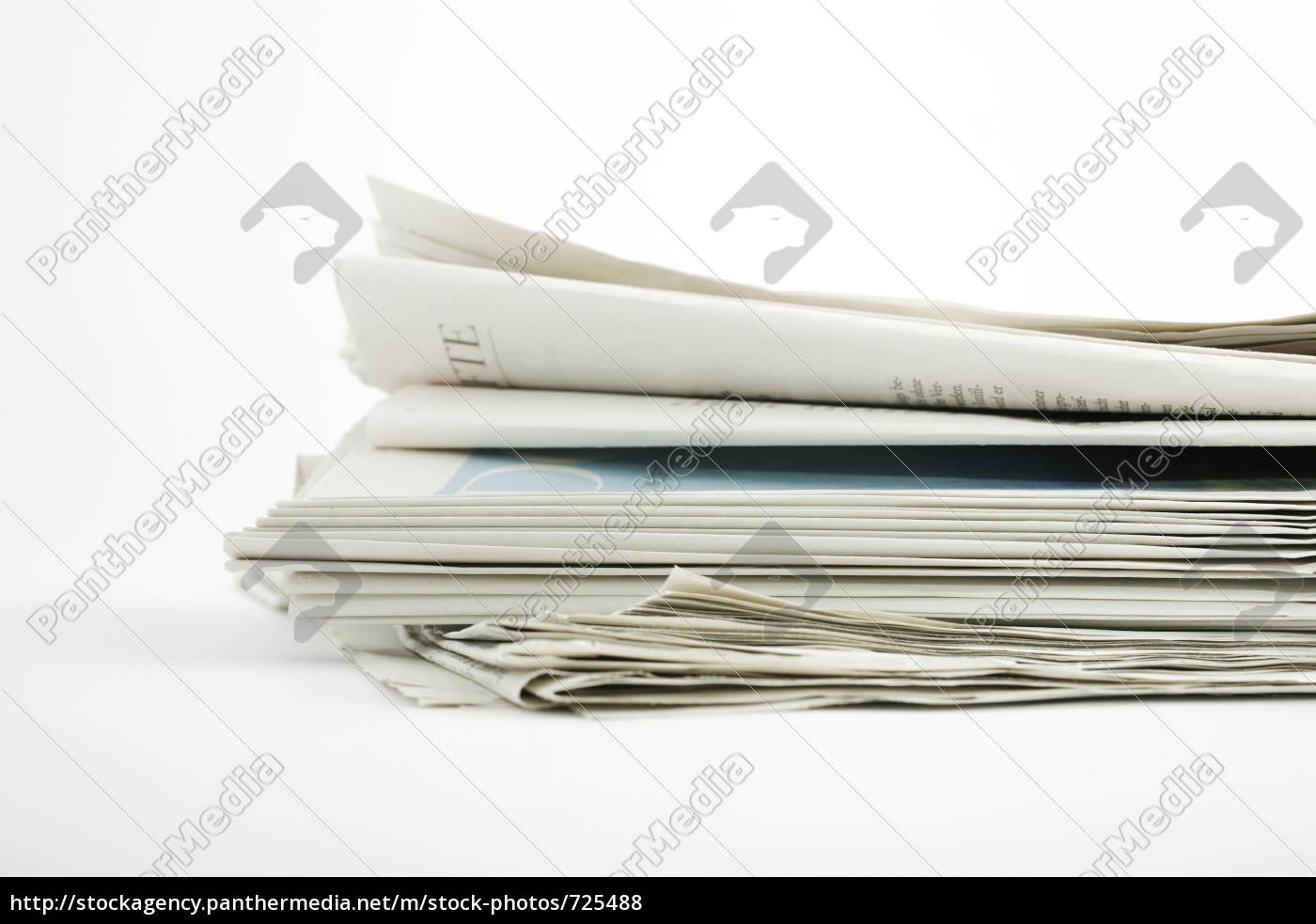 press, and, newspaper - 725488