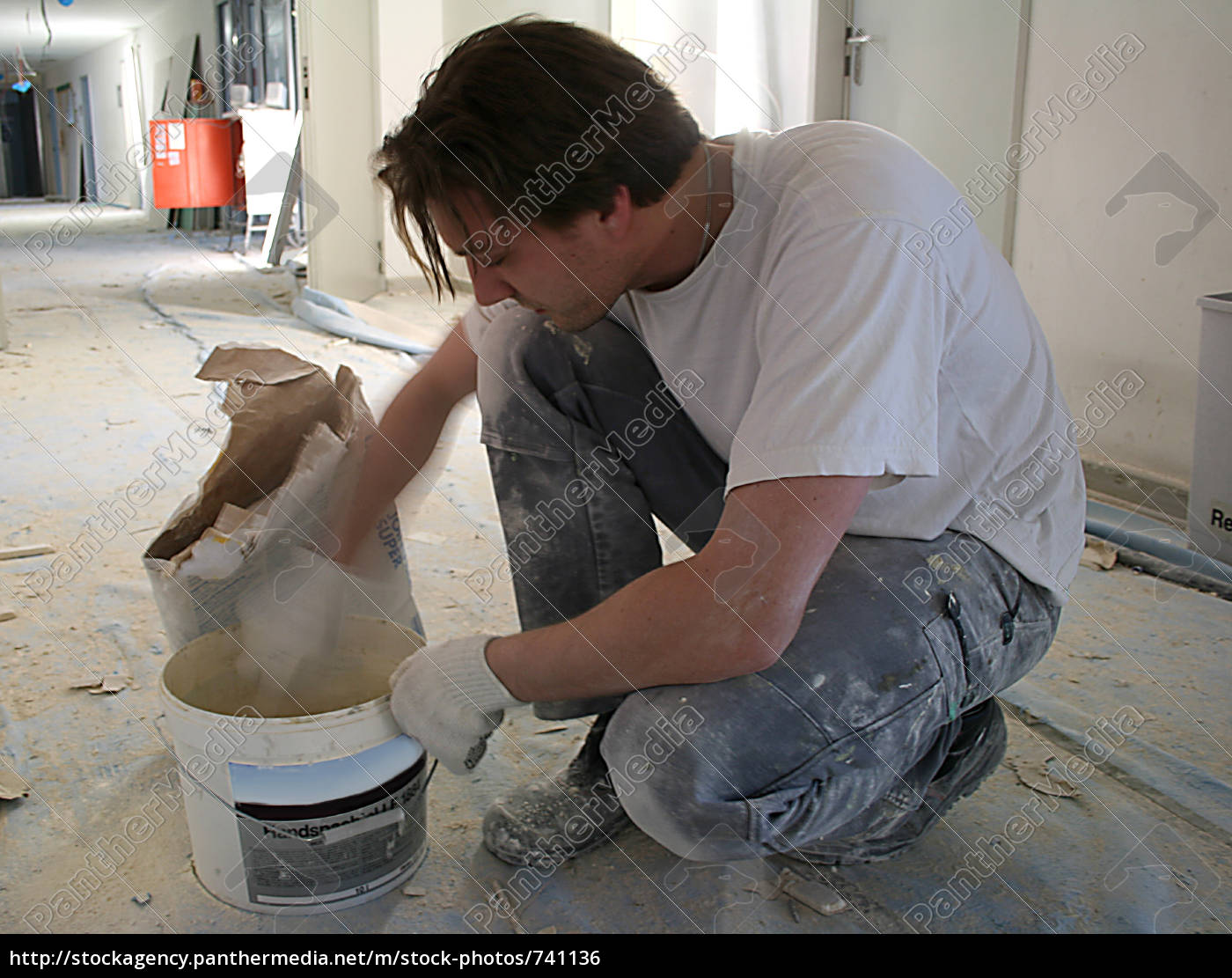mix, drywall, when, putz - 741136