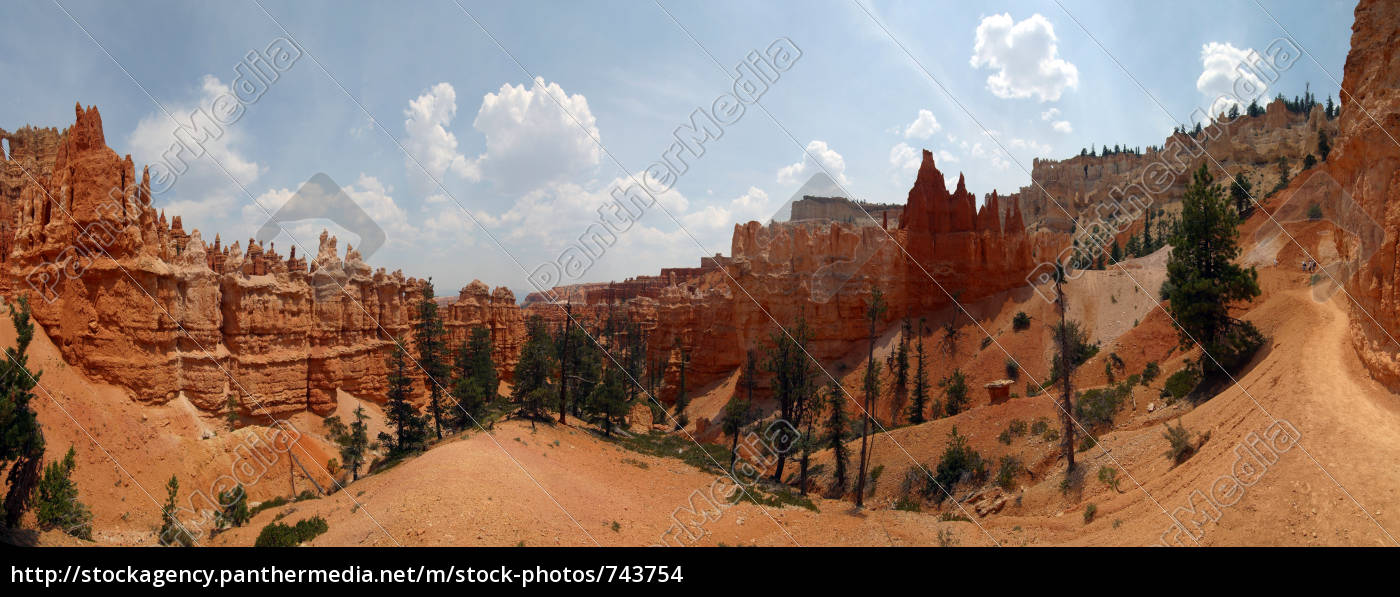 bryce, canyon, national, park, panorama - 743754