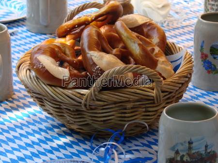 bavarian, breakfast - 744658