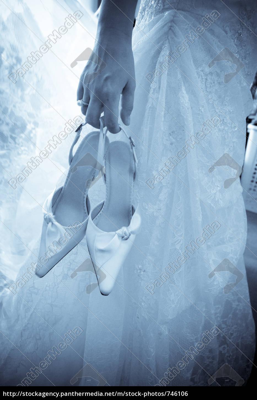 wedding, dress, -, departure - 746106