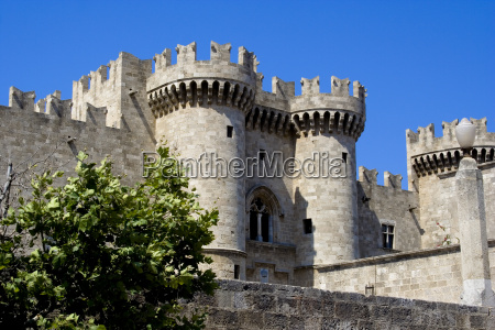 grand, masters, palace, in, rhodes, town - 749264
