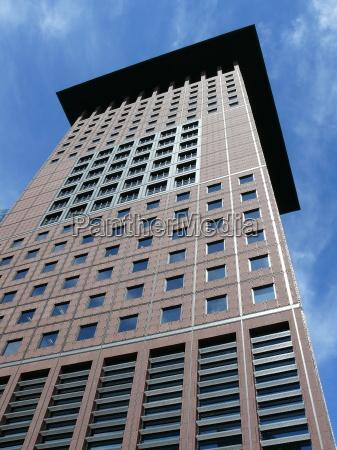 chinese, tower, in, frankfurt - 753521
