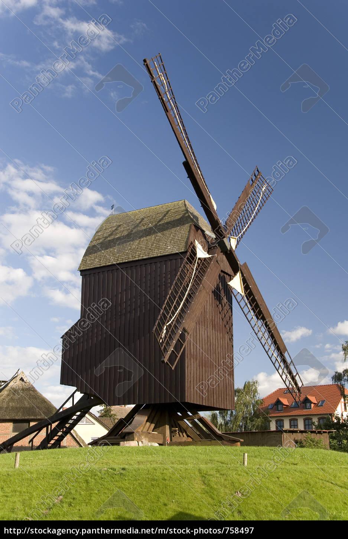 bockwindmühle - 758497