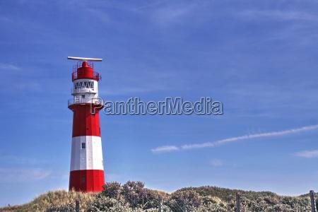 small, borkum, lighthouse - 759059