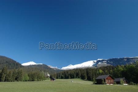 alpine, landscape - 764573