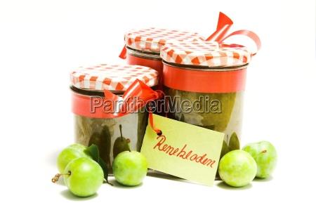 greengage, jam - 766177
