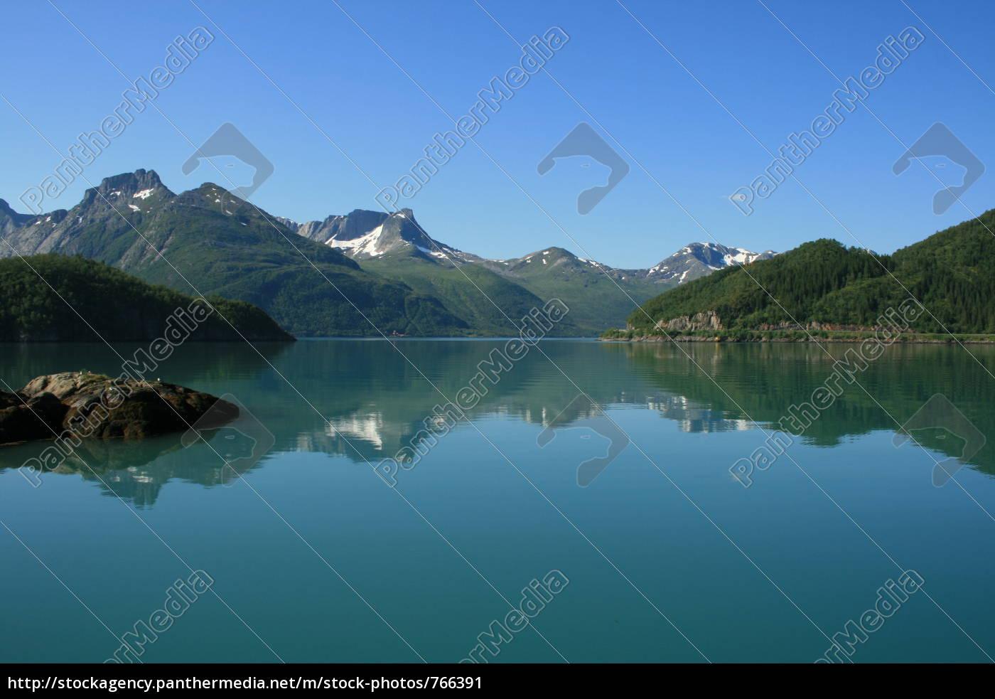 norwegian, fjords - 766391