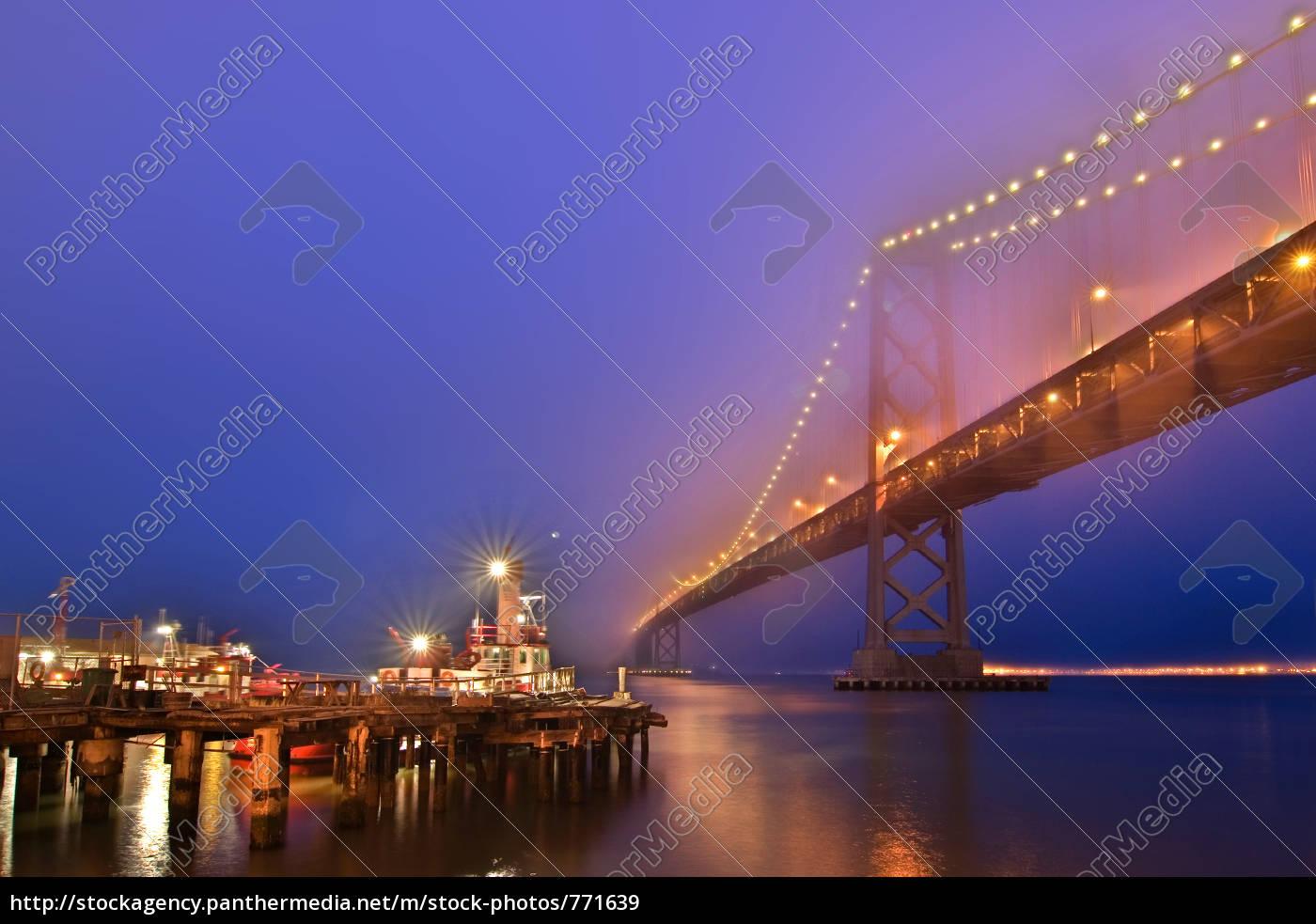 san, francisco, oakland, bridge, in, the - 771639