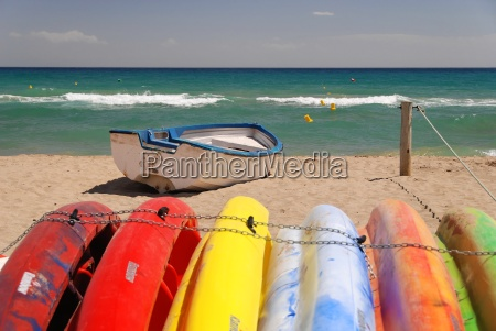 boats, on, the, beach - 772075