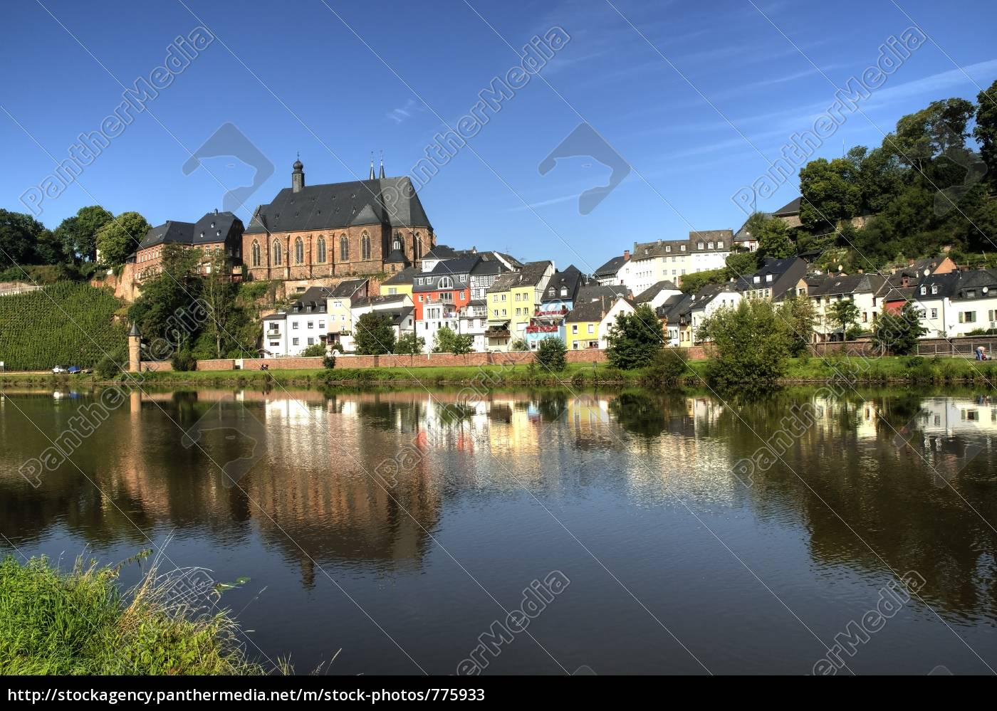 city, saarburg - 775933