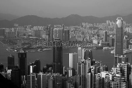 hong, kong, skyline - 775557