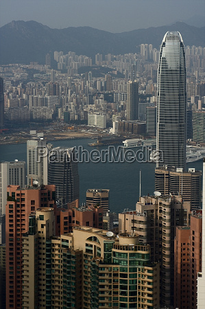 hong, kong, skyline - 775755