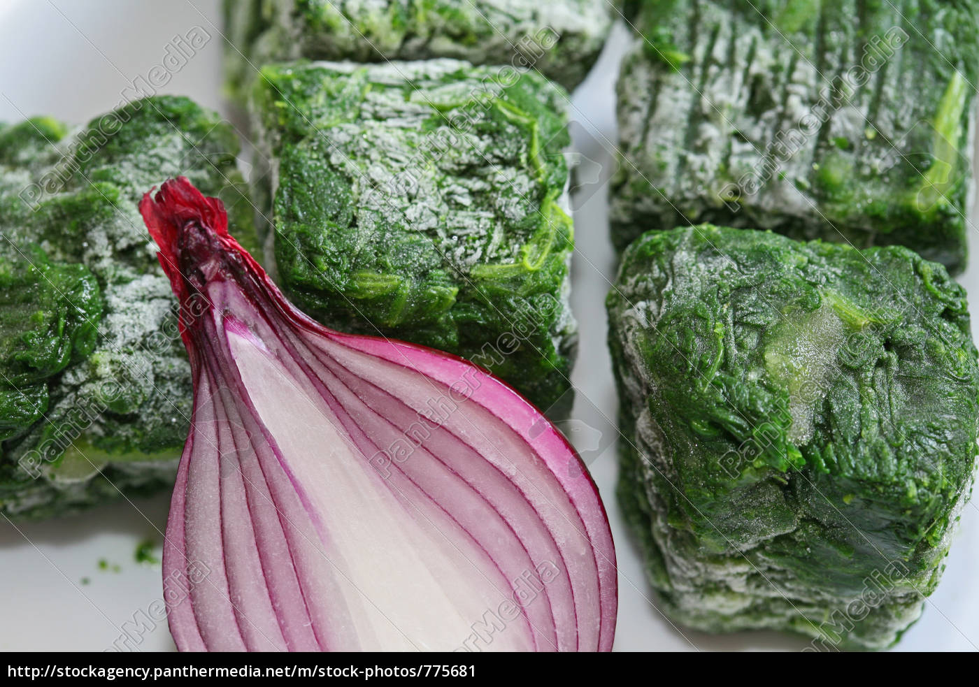 onion, and, spinach - 775681