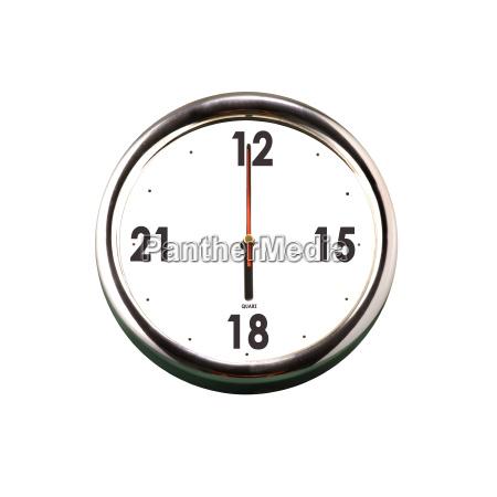 18, o, clock - 777453
