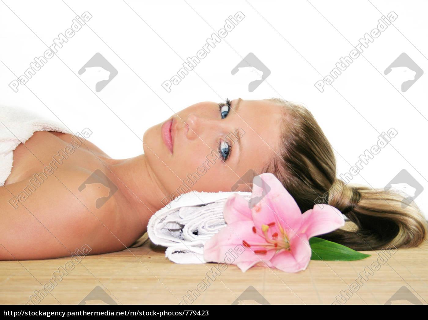 beauty, wellness, portrait - 779423