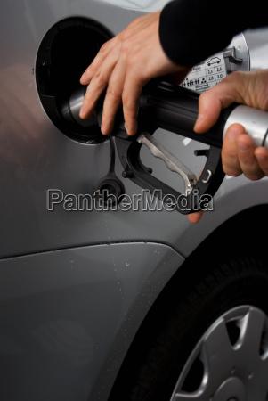 gas, car - 779349