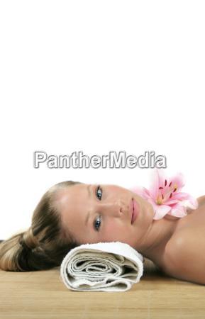 beauty, wellness, portrait - 780445