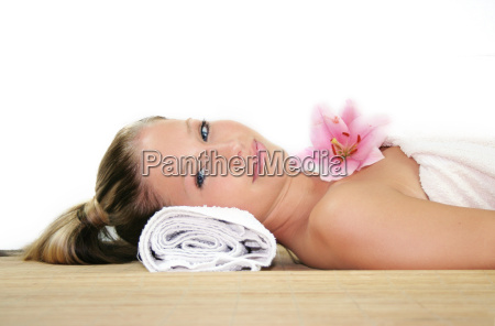 beauty, wellness, portrait - 780455