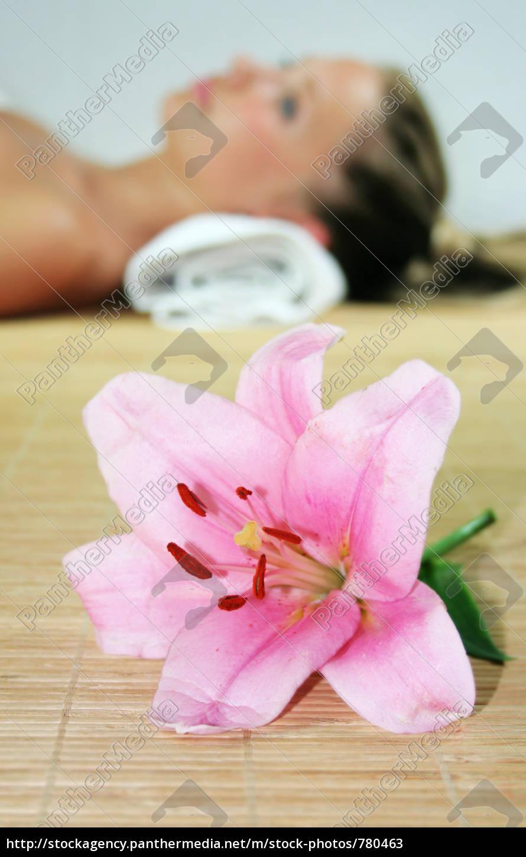 beauty, wellness, portrait - 780463