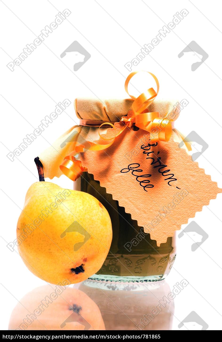 pear, jelly, with, pear - 781865