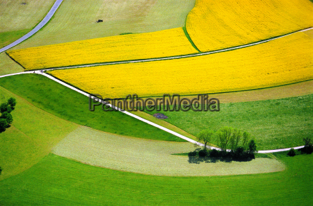 fields, from, above - 784405