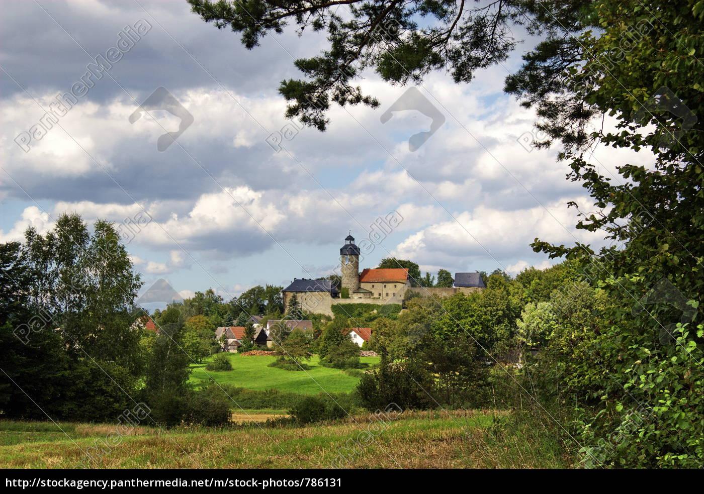 castle, zwernitz - 786131
