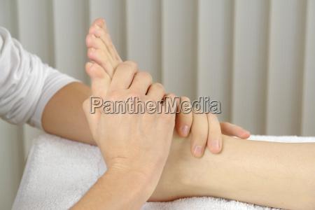 foot, massage - 790933