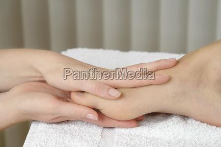 foot, reflexology - 790941