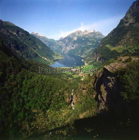 geiranger, fjord - 791313