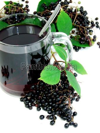 elderberry, juice - 797115
