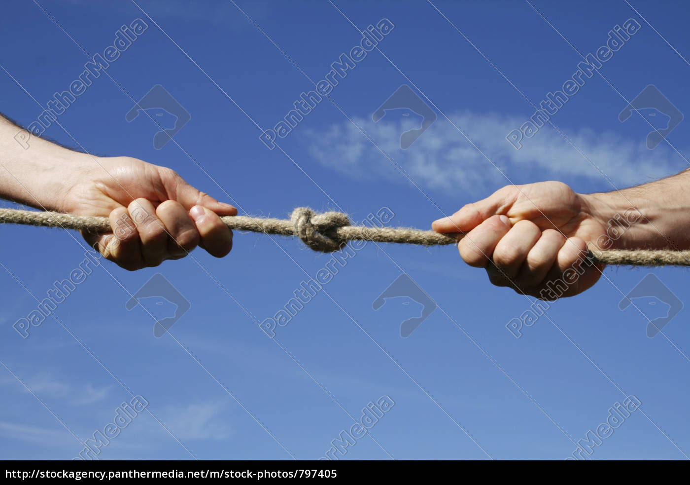 rope, with, knot - 797405