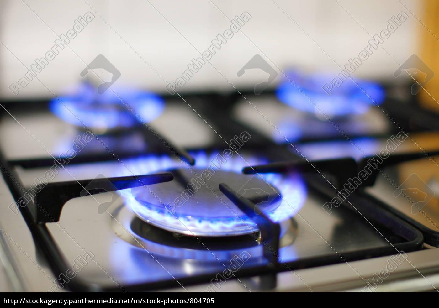 gas, cooker - 804705