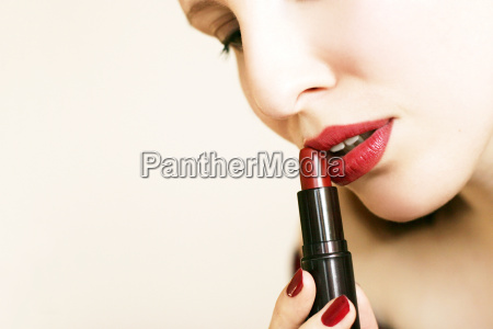 red, lips - 804919