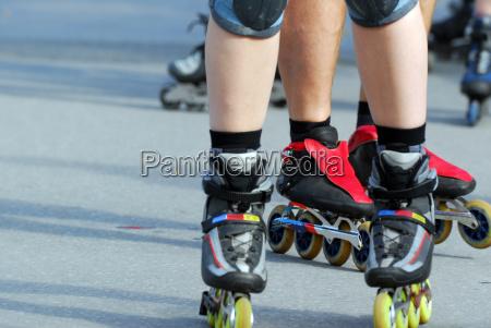rollerbladers - 807297