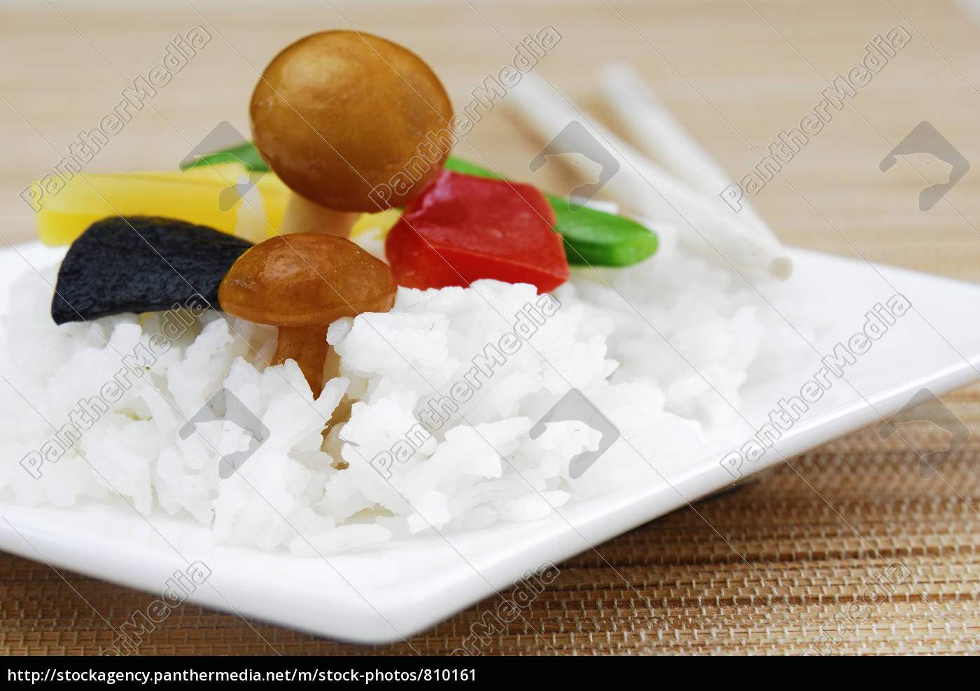 rice, with, wok, vegetables - 810161