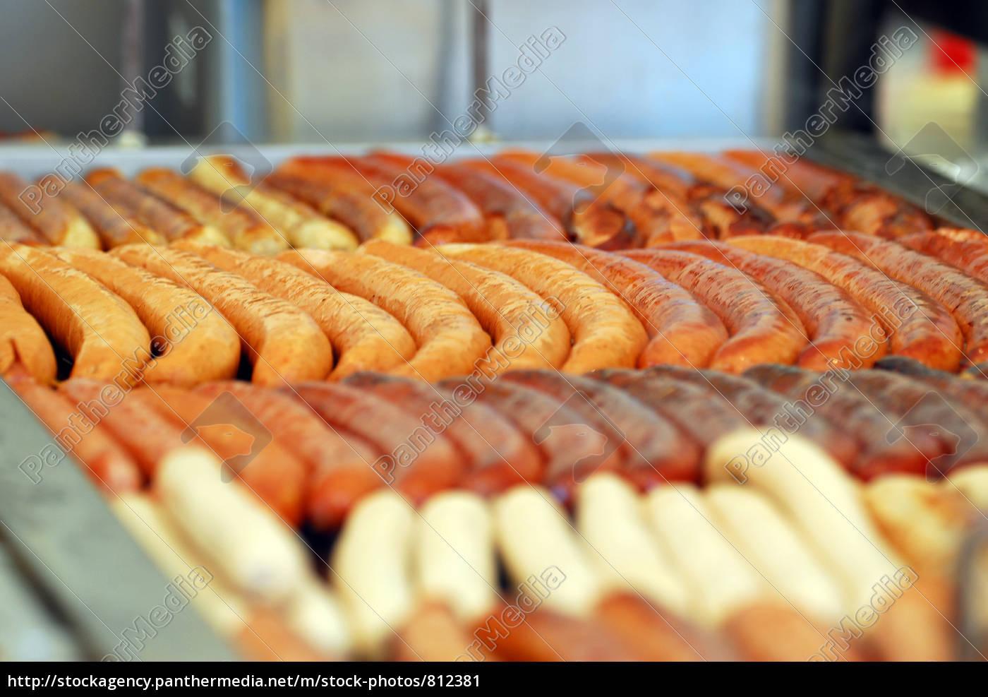 bratwurst, grill - 812381